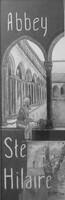 Abbey Ste Hilaire - France