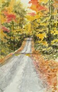 Grey County Autumn   Dorothy dhunter Adams1