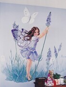 lavender fairy  - SOLD