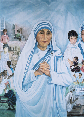 Mother Teresa  SOLD
