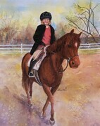 Riding Rizzo   Dorothy dhunter Adams